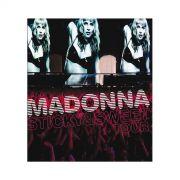 CD + DVD Madonna Sticky  Sweet Tour