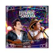 CD Fernando  Sorocaba Ópera de Arame