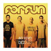 CD Forfun Ao Vivo No Circo Voador Dezembro de 2012