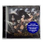 CD Kiss Monster