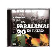 CD Multishow Ao Vivo Os Paralamas do Sucesso 30 Anos