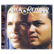CD Rick & Renner Mil Vezes Cantarei