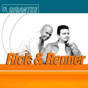 CD Rick & Renner Série Os Gigantes
