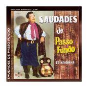 CD Teixeirinha Saudades De Passo Fundo