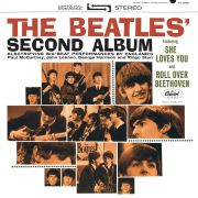CD The Beatles Second Album