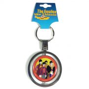 Chaveiro Girat�rio The Beatles Yellow Submarine