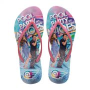 Chinelo Feminino Avi�es do Forr� Capa Pool Party