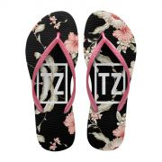 Chinelo Feminino MC Tati Zaqui Flowers