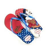 Chinelo Feminino Wonder Woman Classic Personagem