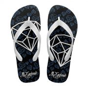 Chinelo Masculino MC Guim� Diamantes