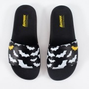 Chinelo Slide DC Comics Batman Bats