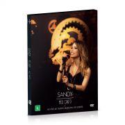 Combo Sandy DVD Meu Canto + Camiseta Feminina + Copo