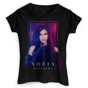 Combo Sofia Oliveira CD Single AUTOGRAFADO Você Foi Moleque + Camiseta + Copo