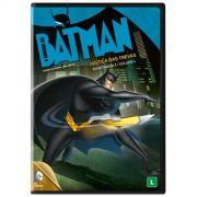 DVD A Sombra do Batman Justiça das Trevas 1ª Temp - Vol. 4