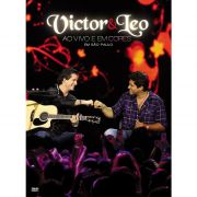 DVD Victor & Leo Ao Vivo e em Cores