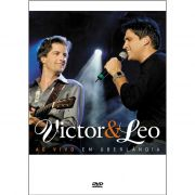 DVD Victor & Leo Ao Vivo em Uberl�ndia