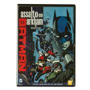 DVD Batman Assalto em Arkham