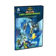 DVD Batman Unlimited Caos Monstruoso