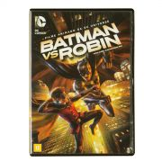 DVD Batman vs Robin