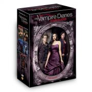 DVD Box The Vampire Diaries - 1ª a 5ª Temporada