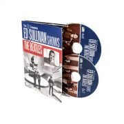 Produto IMPORTADO DVD Duplo The Beatles - Complete Ed Sullivan Shows Starring The Beatles