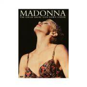 DVD Madonna The Girlie Show Live Down Under