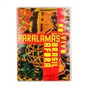 DVD Os Paralamas do Sucesso Brasil Afora Ao Vivo Multishow