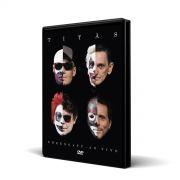 DVD Titãs Nheengatu Ao Vivo