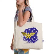 Ecobag Wonder Woman Star