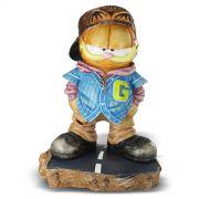 Estatueta Garfield Baseball GPE009