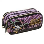 Estojo Duplo Hello Kitty Batgirl
