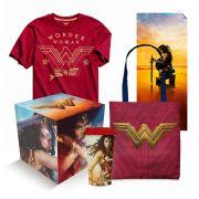 Pré-venda Gift Box Mulher Maravilha