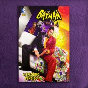 Graphic Novel Batman 66 O Epis�dio Perdido