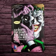 Graphic Novel Batman A Piada Mortal