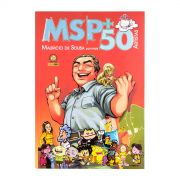 Graphic Novel MSP + 50 Artistas