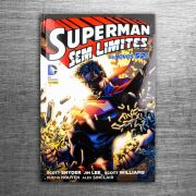 Graphic Novel Superman Sem Limites