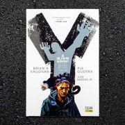 Graphic Novel Y O Último Homem