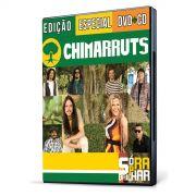 Kit CD + DVD Chimarruts Só Pra Brilhar
