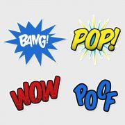 Kit com 4 Patches Anitta Bang!