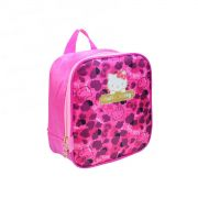 Lancheira Hello Kitty Love Leopard