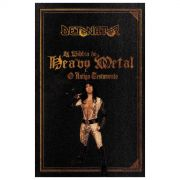 Livro Detonator - A B�blia do Heavy Metal
