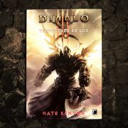 Livro Diablo III Tempestade de Luz