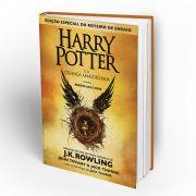 Pr�-Venda Livro Harry Potter e a Crian�a Amaldi�oada Parte 1 e 2 Capa Dura