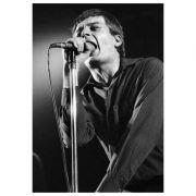 Livro Ian Curtis & Joy Division Tocando a Distância - Capa Dura