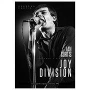 Livro Joy Division & Ian Curtis Tocando a Distância