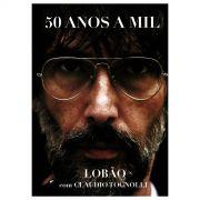 Livro Lobão 50 Anos a Mil