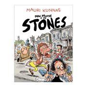 Livro Mac Moose e os Stones