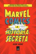 Livro Marvel Comics A História Secreta