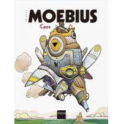 Graphic Novel Moebius - Caos