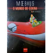 Graphic Novel Moebius - O Mundo de Edem Vol.1 Na Estrela